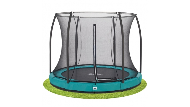 Salta 5392G Comfort Edition Ground Trampoline 213 cm Groen