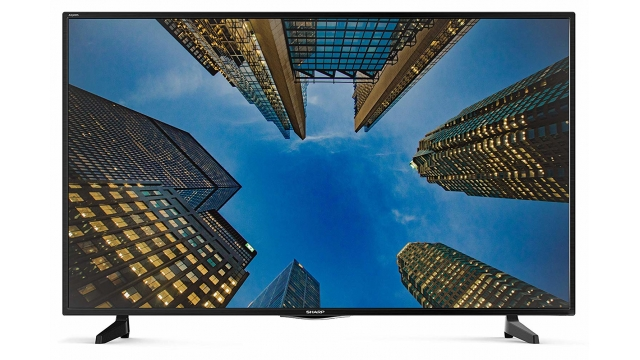 Sharp LC-40FI3122E LCD/LED TV 102 cm Zwart