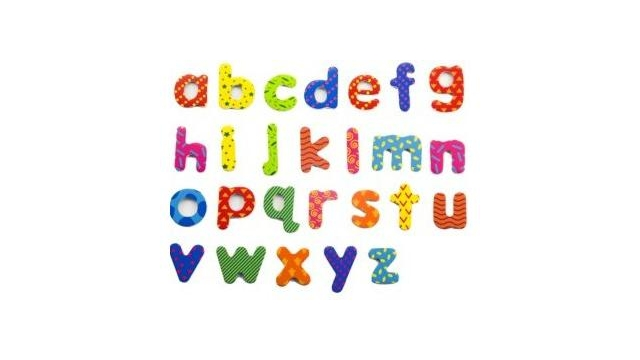 Simply for Kids 35563 Magnetenset Letters 52 Stuks