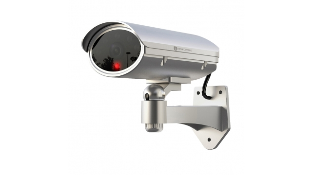 Smartwares CS90DFR Dummy Camera Zilver