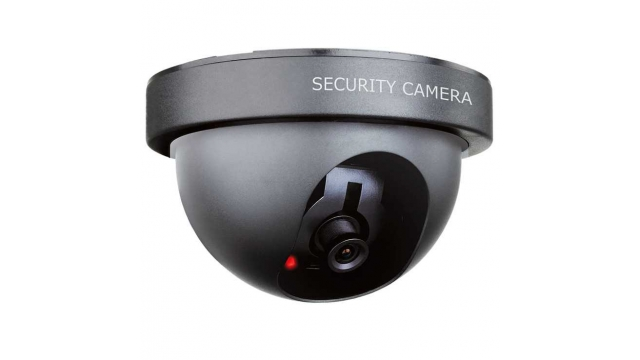 Smartwares CS44DFR Dummy Dome Camera Zwart