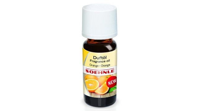 Soehnle 68060 Geurolie Orange 10ml