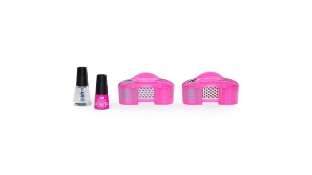 Cool Maker Go Glam Nagellak Patronen Set 4-delig Assorti