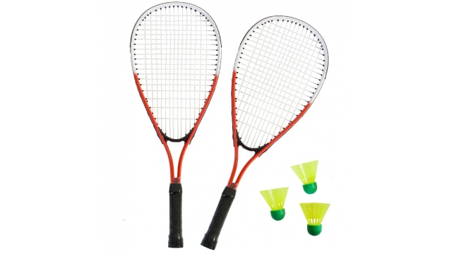 SportX Speed Badminton 6-delig Assorti