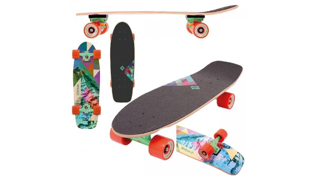Street Surfing Cruiser Rocky Mountain Skateboard