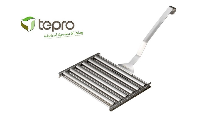 Tepro 8363 Barbecue Worst Roller RVS