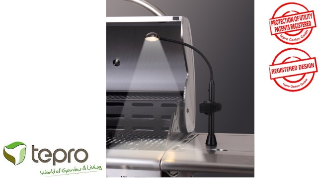 Tepro 8383 Barbecue Lamp