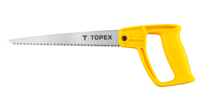 Topex Schrobzaag 200mm 9 TPI Fast Cut Extra Geharde Tanden