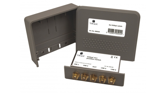 Triax T300504 Diseqc-switch 4/1 900-2150