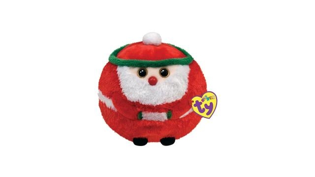 TY Beanie Ballz Kringle Knuffel 12cm