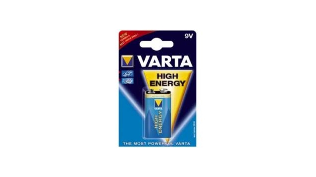 Varta 4922 High Energy 9V-Block