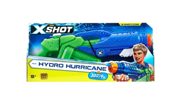 Zuru X-Shot Hydro Hurricane Waterpistool
